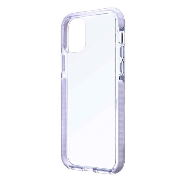 LEPLUS iPhone 11 Pro 耐衝撃3種ハイブリッドケース CLEAR STRONG TOUGH ホワイト