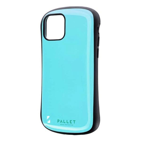 LEPLUS iPhone 11 Pro 耐衝撃ハイブリッドケース PALLET ミントグリーン