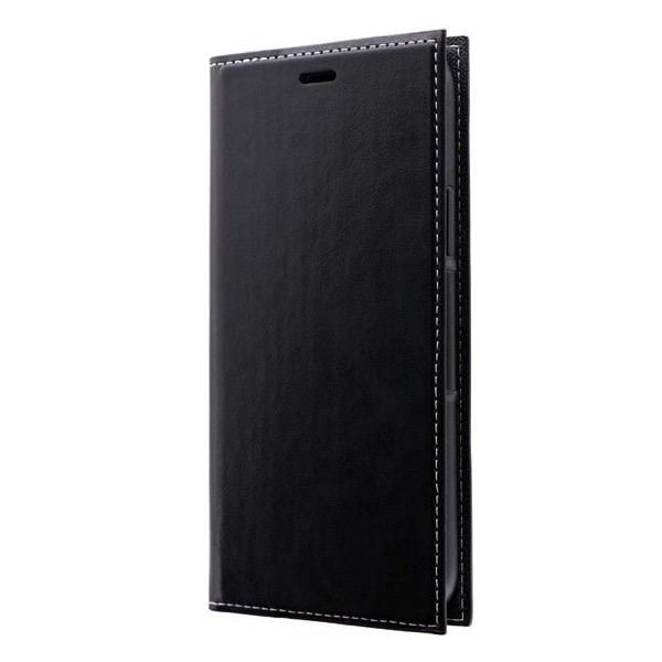 LEPLUS iPhone 11 Pro 薄型PUレザーフラップケース PRIME ブラック