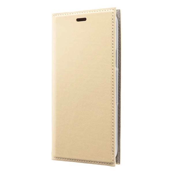 LEPLUS iPhone 11 Pro 薄型PUレザーフラップケース PRIME ベージュ