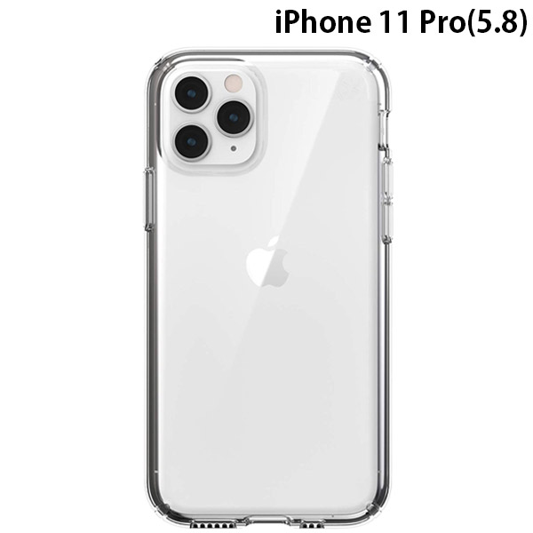 Speck Products iPhone 11 Pro PRESIDIO STAY CLEAR CLEAR/CLEAR