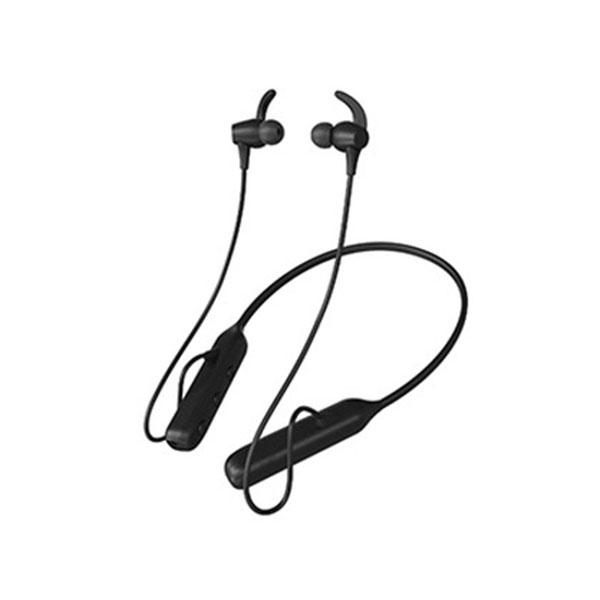 vertex 2WAY WIRELESS & WIRED ネックバンドイヤホン 有線 無線 両対応 Bluetooth 5.0 ブラック