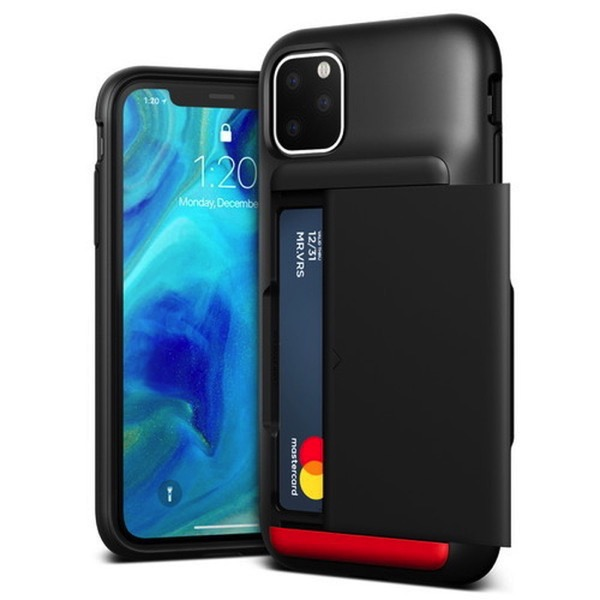 VRS DESIGN iPhone 11 Pro Max Damda Glide Shield 2019 マットブラック