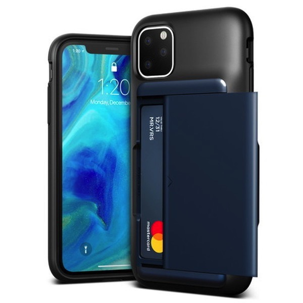 VRS DESIGN iPhone 11 Pro Max Damda Glide Shield 2019 ディープシーブルー