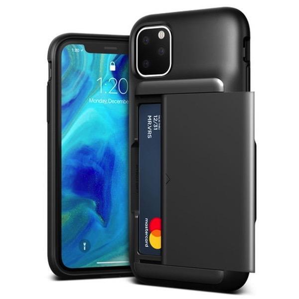 VRS DESIGN iPhone 11 Pro Max Damda Glide Shield 2019 スティールシルバー