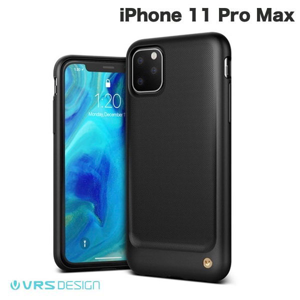VRS DESIGN iPhone 11 Pro Max Damda Single Fit ブラック