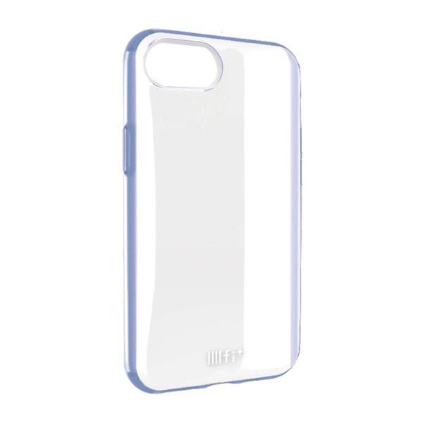 gourmandise iPhone 8 / 7 / 6s / 6 ケース IIIIfi+ (イーフィット) CLEAR ブルー