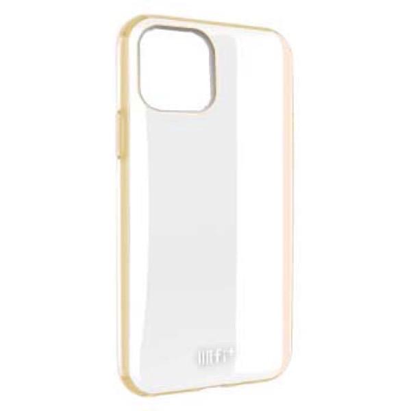 gourmandise iPhone 11 Pro Max ケース IIIIfi+ (イーフィット) CLEAR イエロー