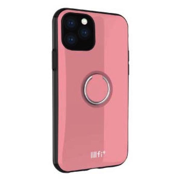 gourmandise iPhone 11 Pro ケース IIIIfi+ (イーフィット) RING ピンク