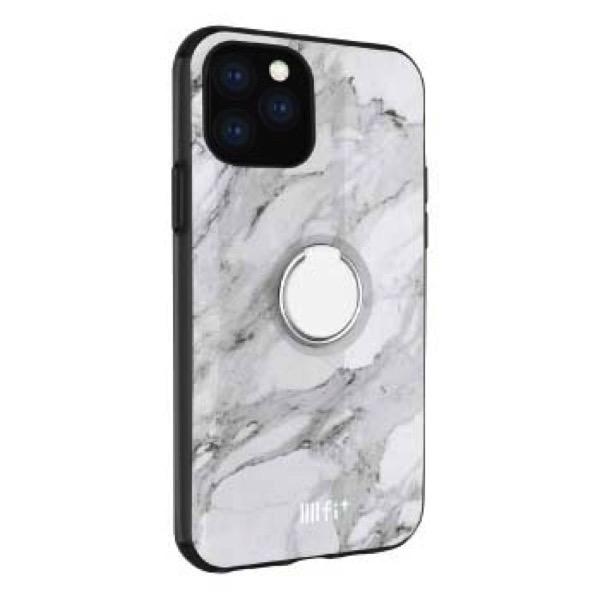 gourmandise iPhone 11 Pro Max ケース IIIIfi+ (イーフィット) RING マーブル