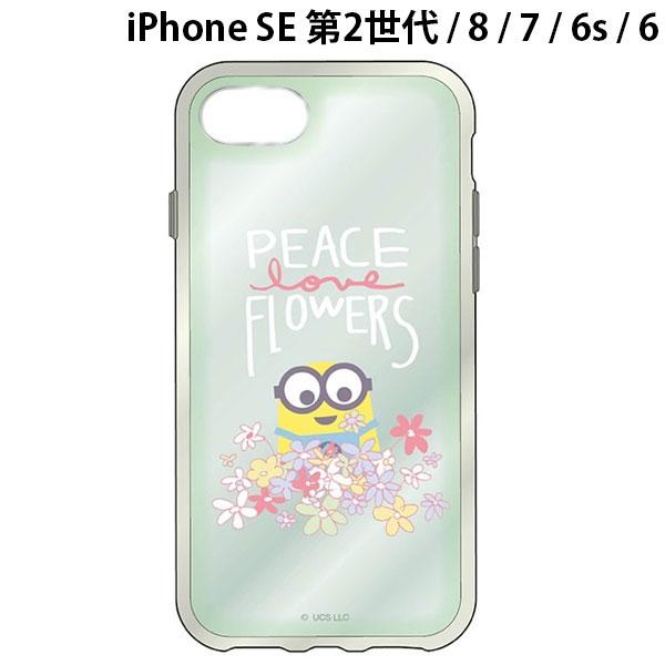 gourmandise iPhone 8 / 7 / 6s / 6 ケース IIIIfi+ (イーフィット) CLEAR 怪盗グルーシリーズミニオン ボブ