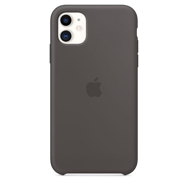 Apple iPhone 11 シリコーンケース - ブラック