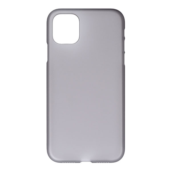 PowerSupport iPhone 11 エアージャケット Smoke matte