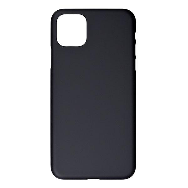 PowerSupport iPhone 11 Pro Max エアージャケット Rubber Black