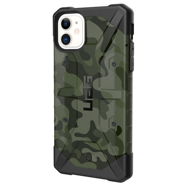 UAG iPhone 11 PATHFINDER SE コンポジットケース Forest Camo