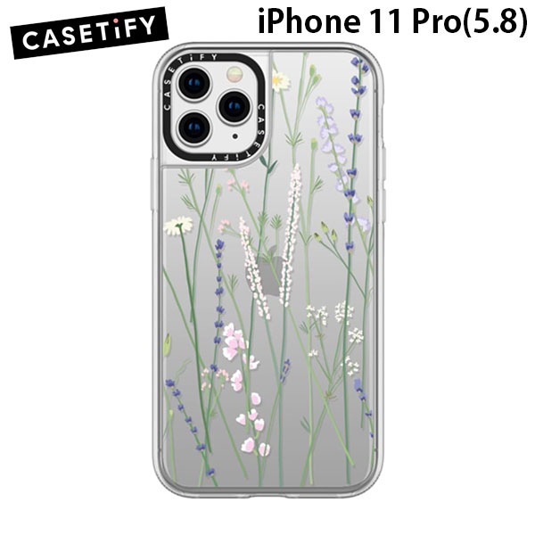 Casetify iPhone 11 Pro grip case Gigi Garden Florals