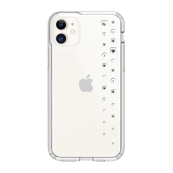 Bling My Thing iPhone 11 LUX ピュアブリリアンス×クリア