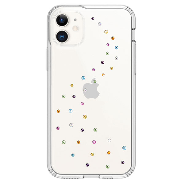Bling My Thing iPhone 11 MILKY WAY 2019 コットンキャンディー×クリア