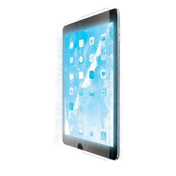 エレコム iPad 7th 保護フィルム ブルーライトカット 反射防止