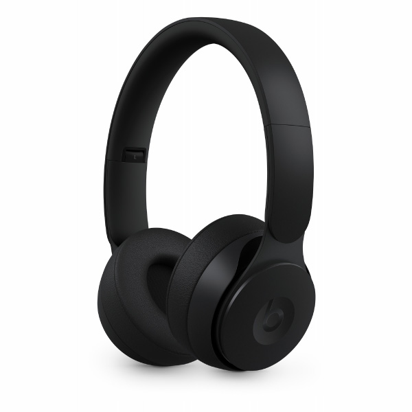 beats by dr.dre Solo Pro Wireless ノイズキャンセリングヘッドフォン - ブラック