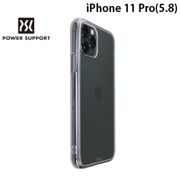 PowerSupport iPhone 11 Pro Air Jacket Hybrid エアージャケット ハイブリッド クリア