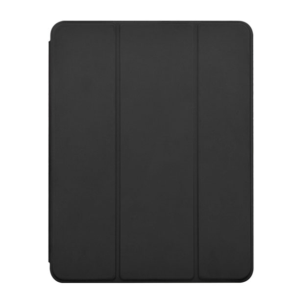 Devia iPad 7th Leather Case with Pencil Slot black