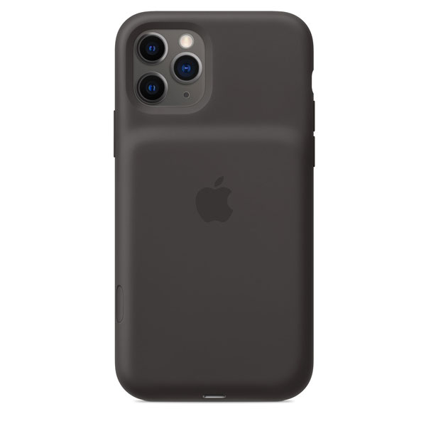 Apple iPhone 11 Pro Smart Battery Case with Wireless Charging - ブラック