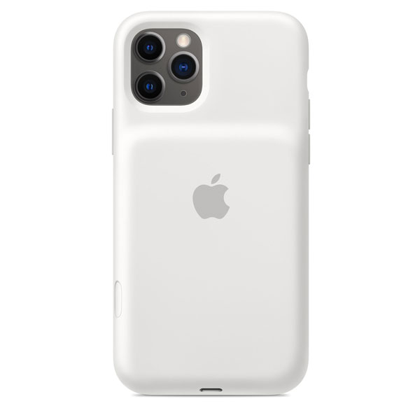 【NEW】 Apple iPhone 11 Pro Smart Battery Case with Wireless Charging - ホワイト