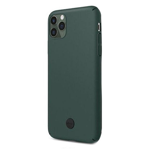 elago iPhone 11 Pro SLIMFIT STRAP CASE ミッドナイトグリーン