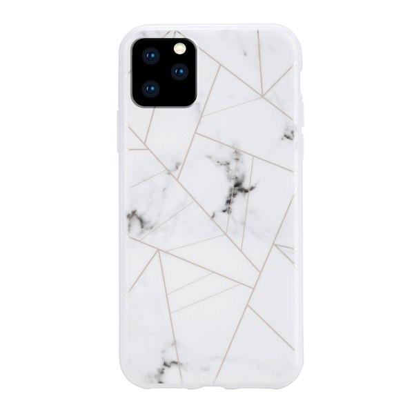HABITU iPhone 11 Pro WHITE MARBLE AVANI WHITE COPPER