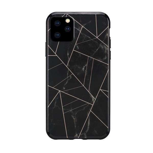 HABITU iPhone 11 Pro BLACK MARBLE AVANI BLACK COPPER