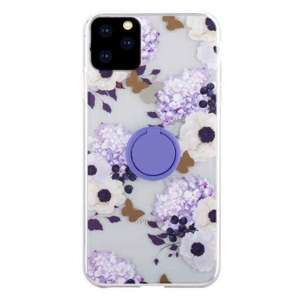 HABITU iPhone 11 Pro RING FLORALS VALERIE