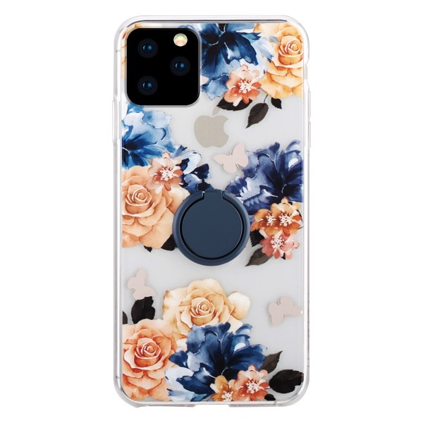 HABITU iPhone 11 Pro RING FLORALS SABRINA