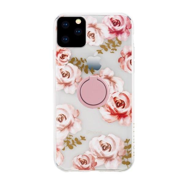 HABITU iPhone 11 Pro RING FLORALS ROSETTA