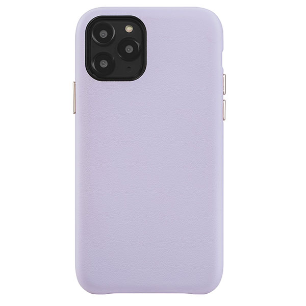 HABITU iPhone 11 Pro Macaron VEGAN LEATHER LAVENDER