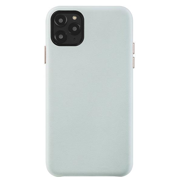 HABITU iPhone 11 Pro Macaron VEGAN LEATHER MINT