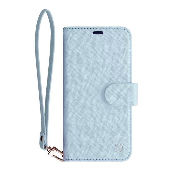 HABITU iPhone 11 Pro Wristlet Folios VENUS BLUE BERRY