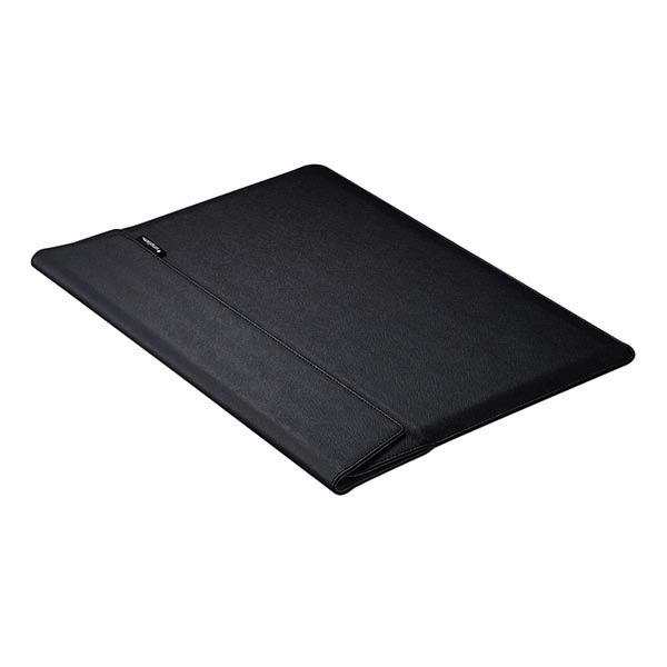 Simplism MacBook Pro 16インチ / 15インチ [BookSleeve] 薄型スリーブケース サフィアーノブラック