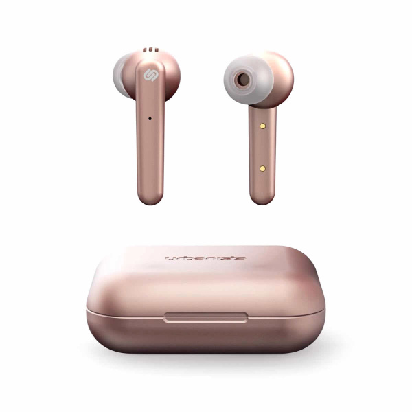Urbanista PARIS True Wireless Bluetooth 5.0 完全ワイヤレスイヤホン IPX5 防水 Rose Gold