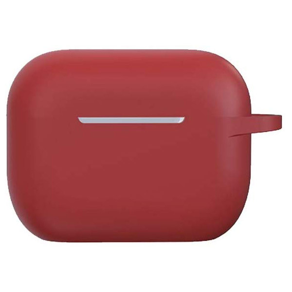 Devia AirPods Pro Naked silicone case suit red