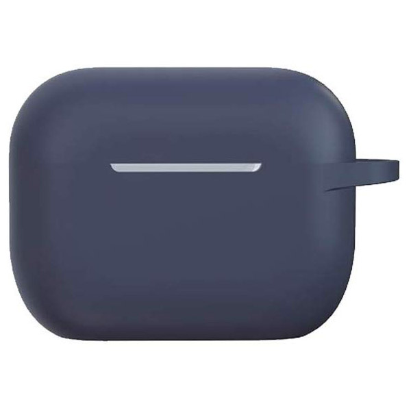 Devia AirPods Pro Naked silicone case suit blue