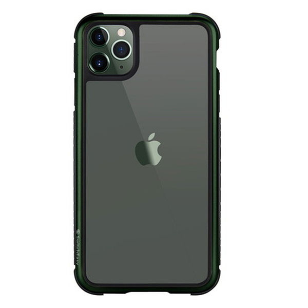 SwitchEasy iPhone 11 Pro GLASS REBEL アーミーグリーン