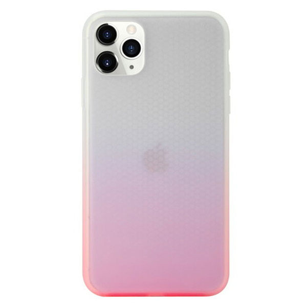 SwitchEasy iPhone 11 Pro Skin グラディエント ピンク / ホワイト