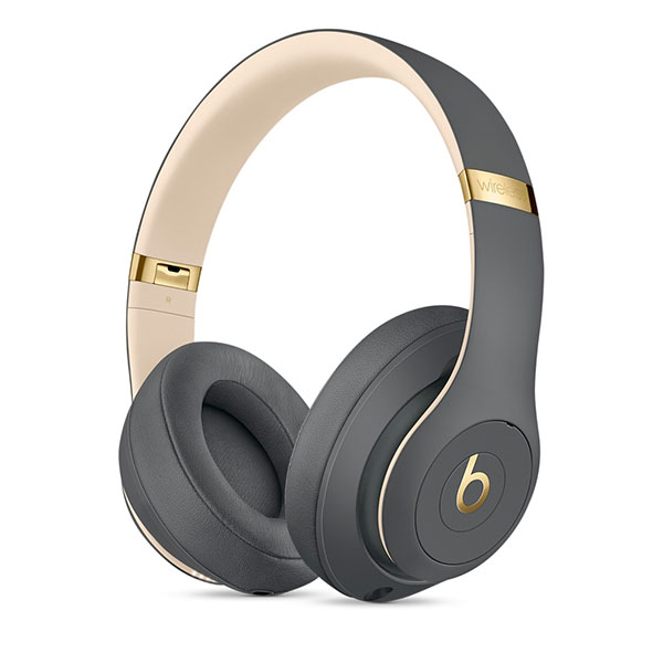 beats by dr.dre Studio3 Wireless オーバーイヤーヘッドフォン - The Beats Skyline Collection - シャドーグレー