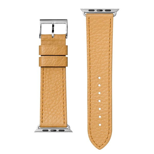 LAUT Apple Watch 42 / 44mm Milano Watch Strap 本革 OCHRE