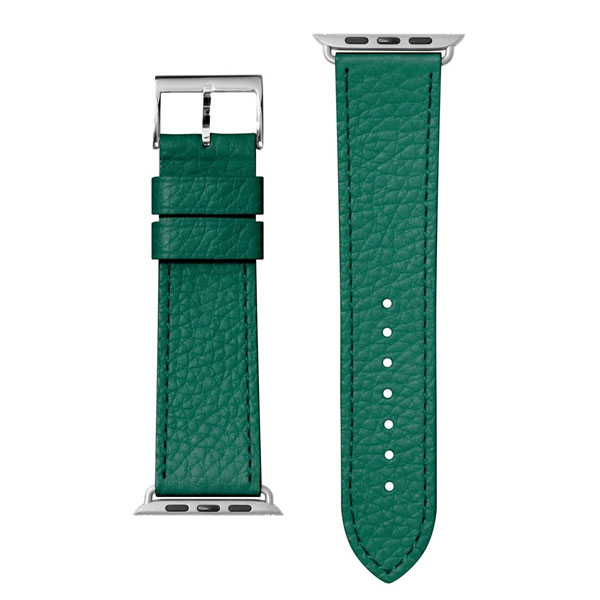 LAUT Apple Watch 38 / 40mm Milano Watch Strap 本革 EMERALD