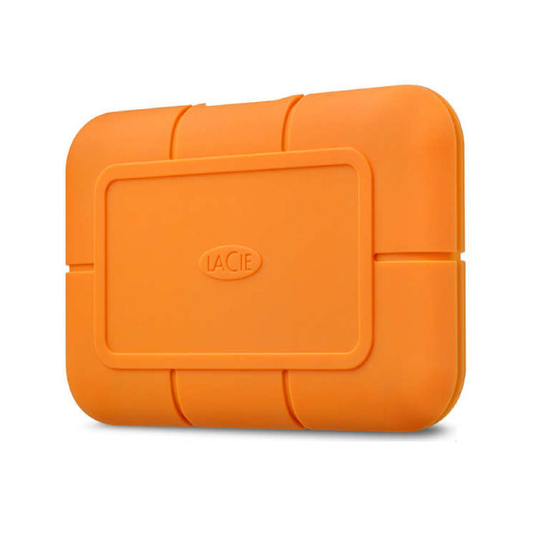 Lacie 2TB Rugged SSD USB3.1 (Gen 2) Type-C 対応 耐衝撃 外付けSSD (ポータブル)