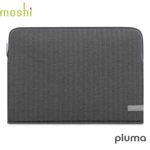 moshi MacBook Pro 16 Pluma (Herringbone Gray)