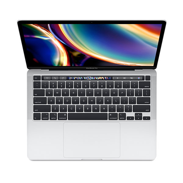 Apple MacBook Pro 13inch Touch Bar (Best) シルバー 2.0GHz Quad Core i5 / 16GB / Intel Iris Plus / 1TB