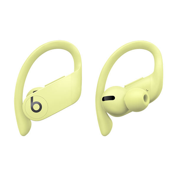 beats by dr.dre Powerbeats Pro - Totally Wirelessイヤフォン - スプリングイエロー